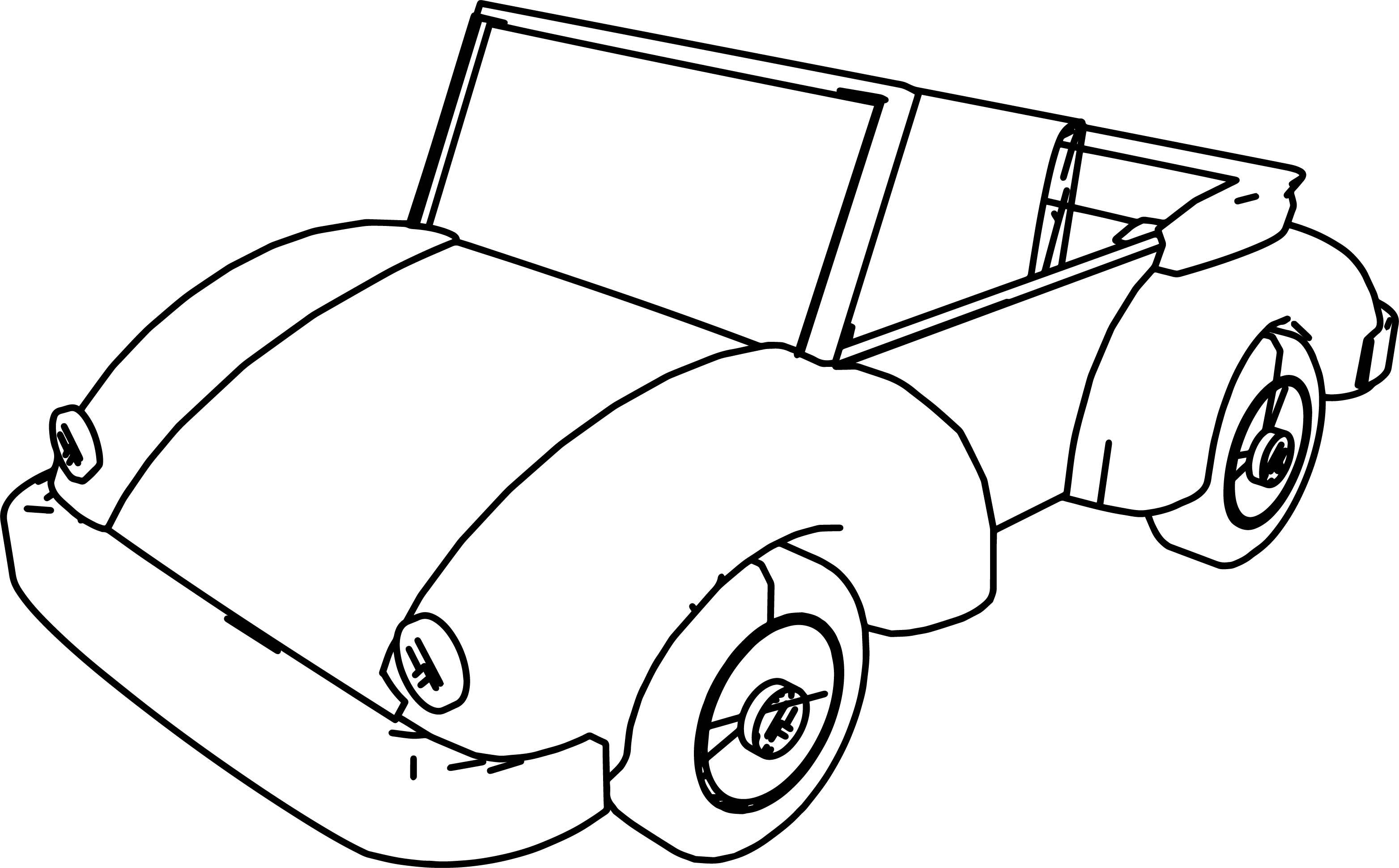 Car Drawing Cartoon at GetDrawings.com | Free for personal use Car ...