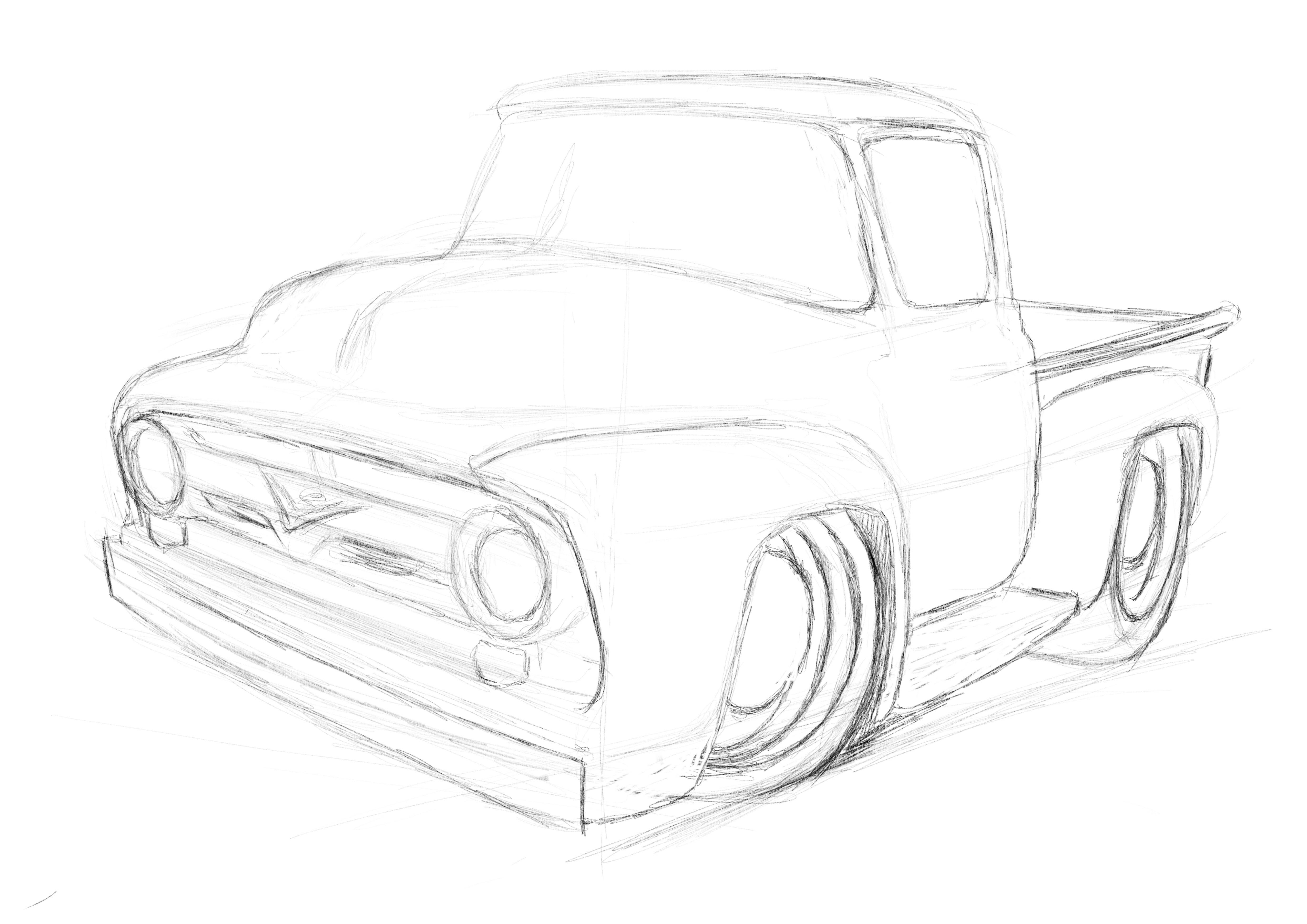 4961x3508 Cartoon Car Drawings Shop Online