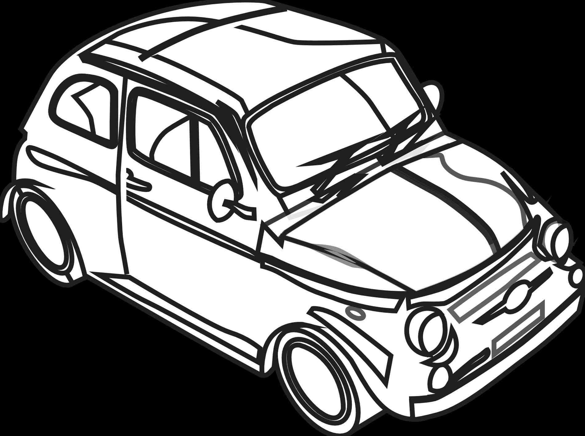 1900x1416 Drawings Of Cars