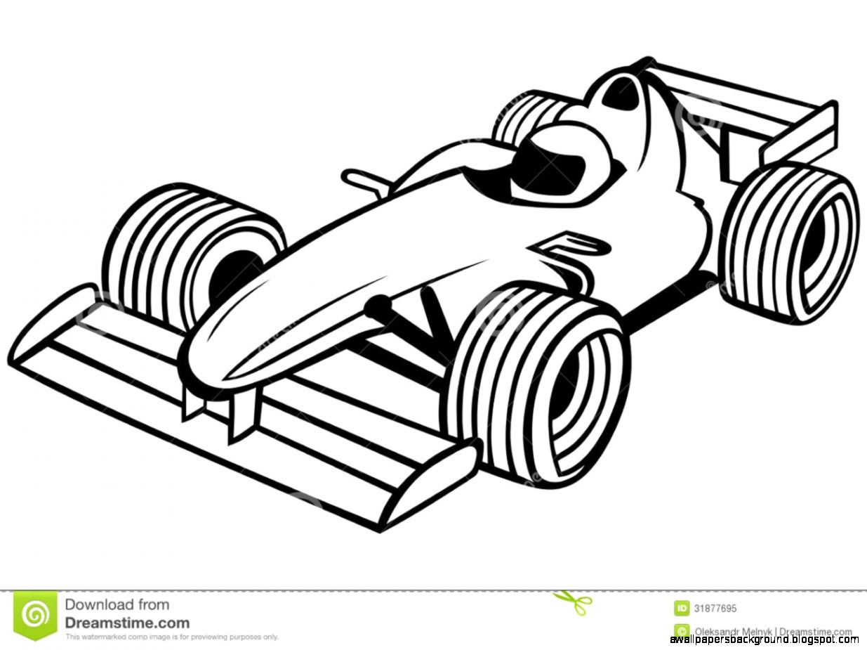 1235x925 Race Car Drawing Wallpapers Background
