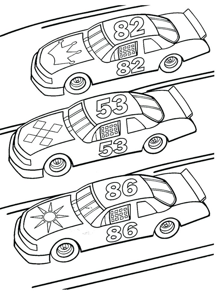 725x984 Race Car Coloring Pages Race Car Coloring Pages And Book X Race