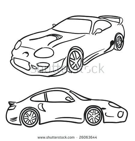 450x470 Sports Car Clipart Side View White Sports Car Blue Sports Car