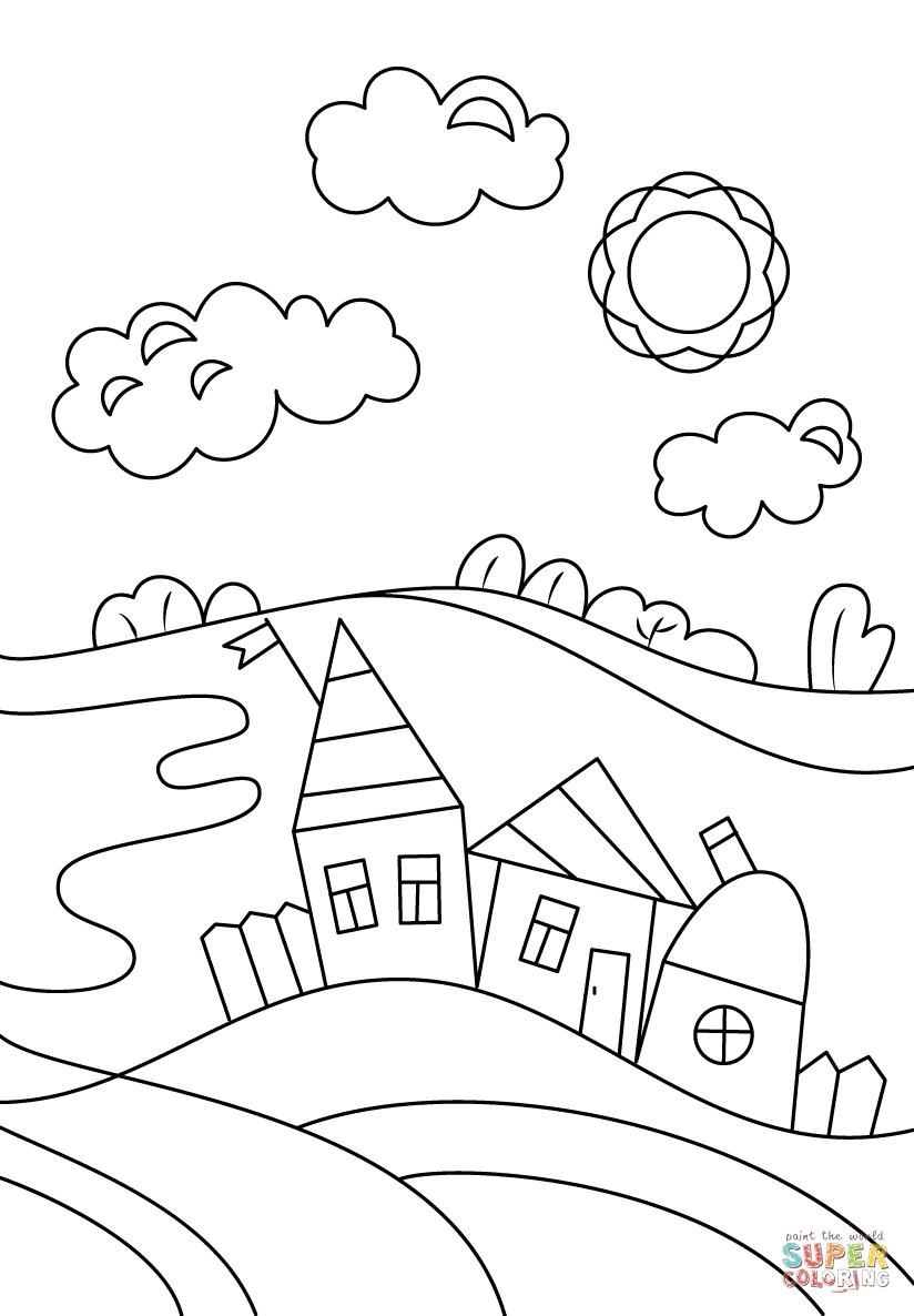 824x1186 Coloring Pages View Coloring Page Fun