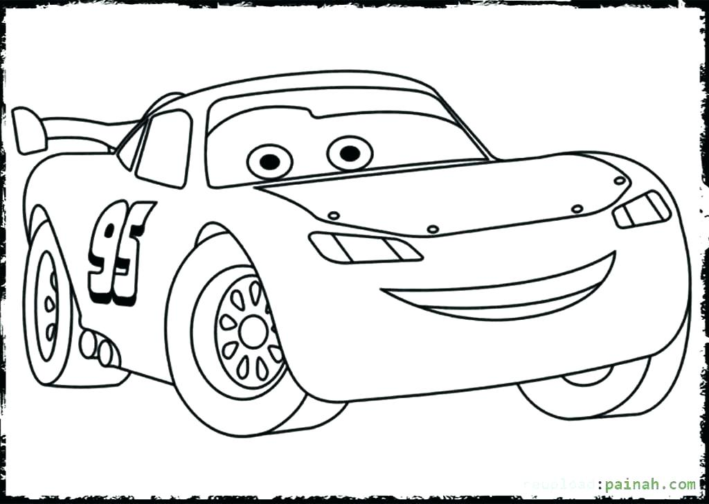 1024x728 Free Lightning Mcqueen Coloring Pages Lightning Coloring Pages