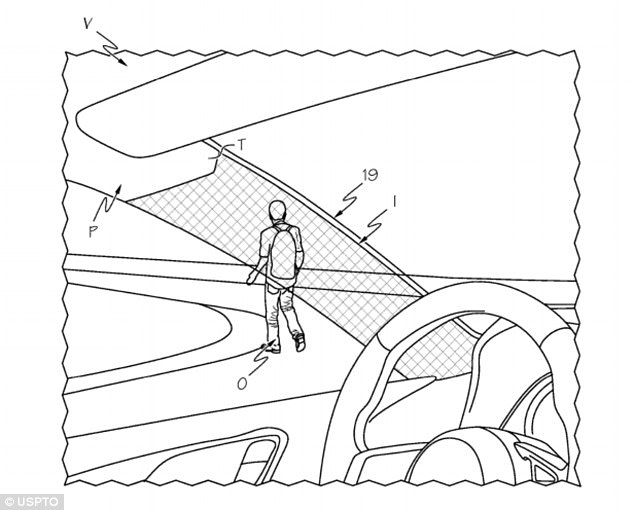 634x510 Is Toyota Developing An Invisible Car Daily Mail Online