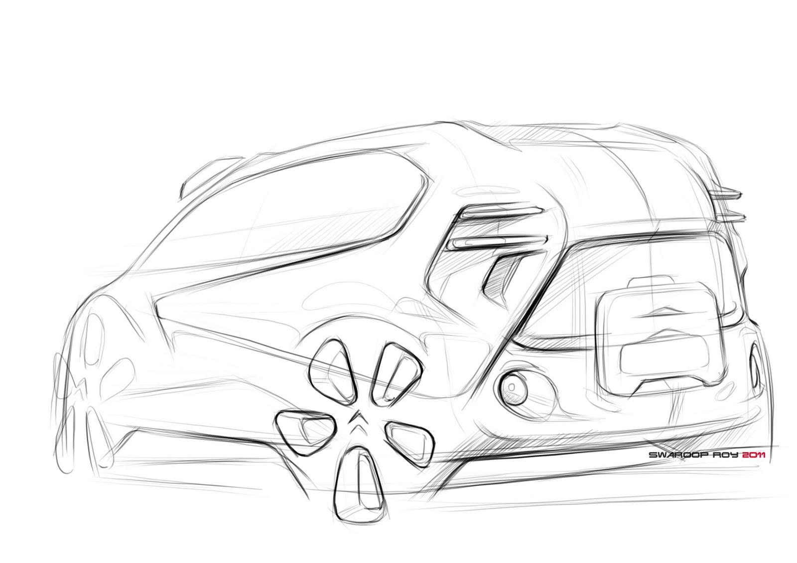 1600x1131 Volkswagen Scirocco Lt Design Visualization Gt