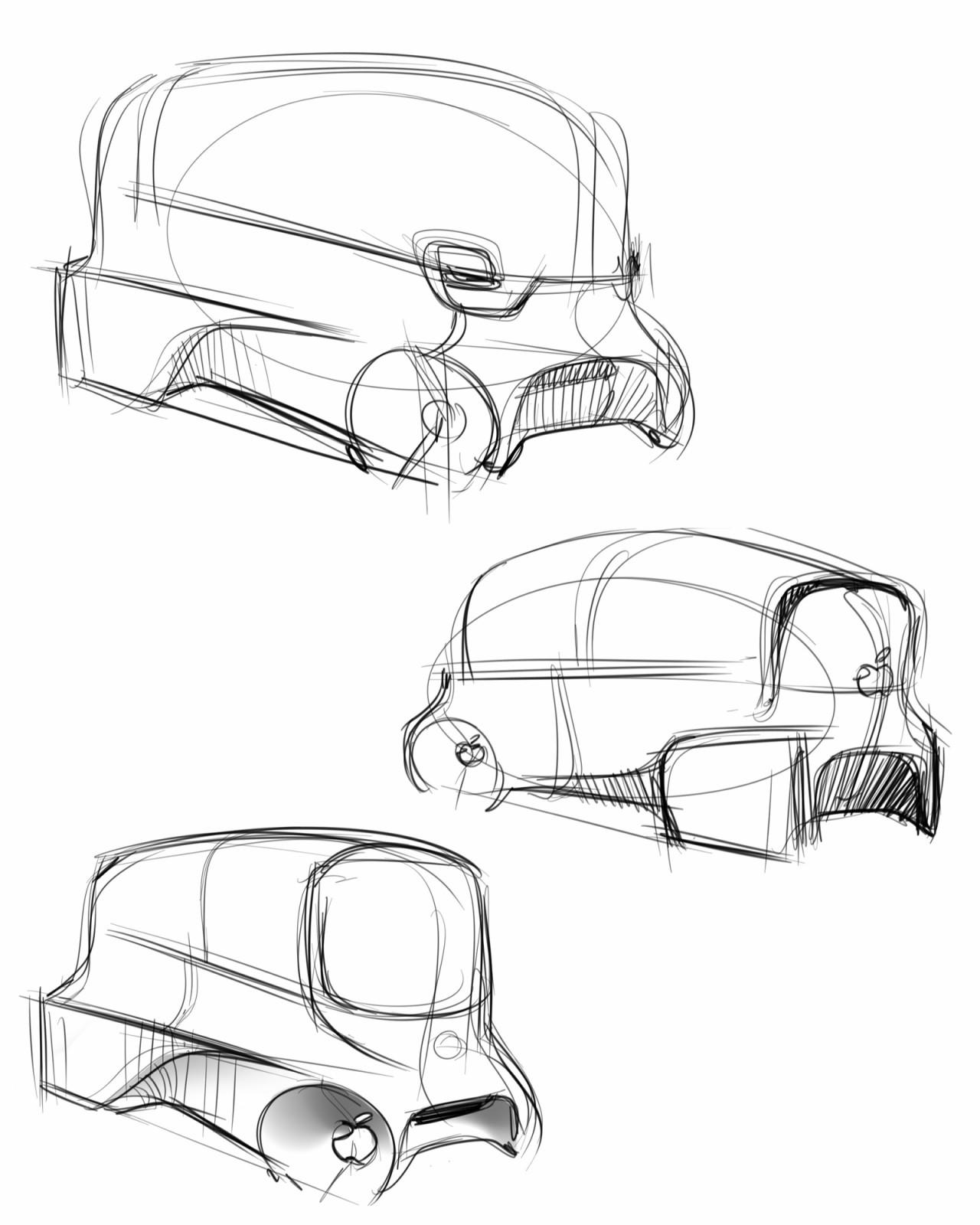 1280x1600 Car Design Malaysia If Apple Was A Car ! Icar Concept Sketches.
