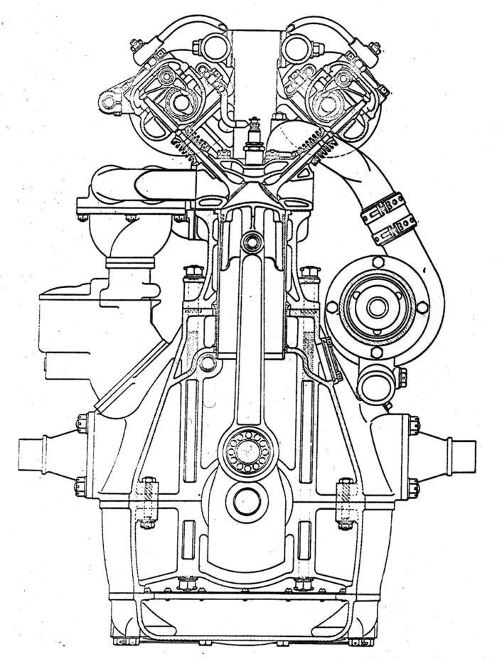 699x927 Engine Cross Section