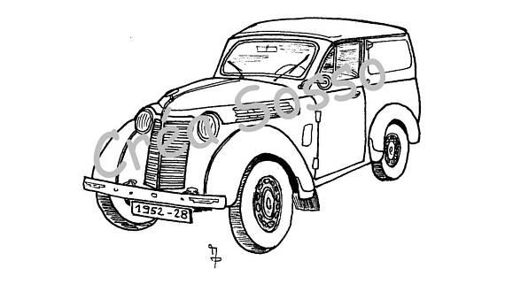 570x321 Old Renault Juva Car Key Drawing 4