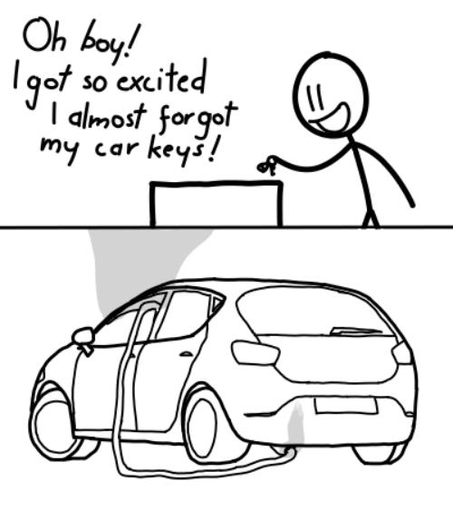 500x584 Oh Boy! Lgot So Excited Almos Forgo My Car Keys! Boy Meme