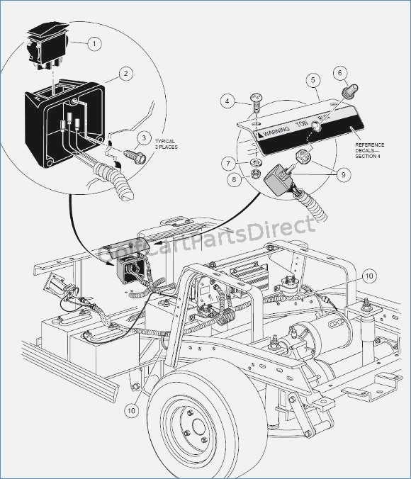 Amp Car Parts Diagram