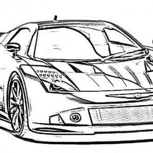 300x300 Bmw Car The Awesome Racing Car Coloring Pages Best Place To Color