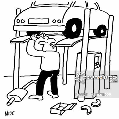 400x400 Car Maintenance Cartoons And Comics