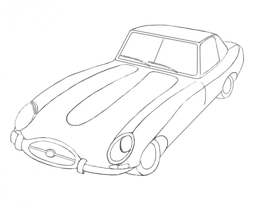 Car Side Drawing At Getdrawings Com Free For Personal Use Car Side