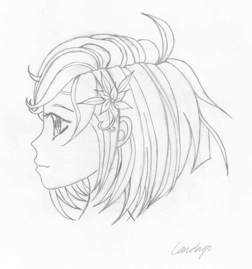 882x944 Side Sketch Of Girl Face Side View Face Drawing Woman Face Side