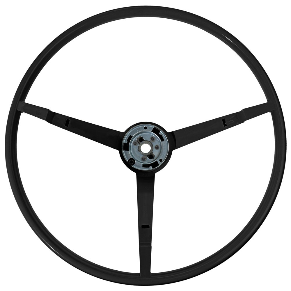 1000x1000 Mustang Steering Wheel Reproduction For Generator 1964 12