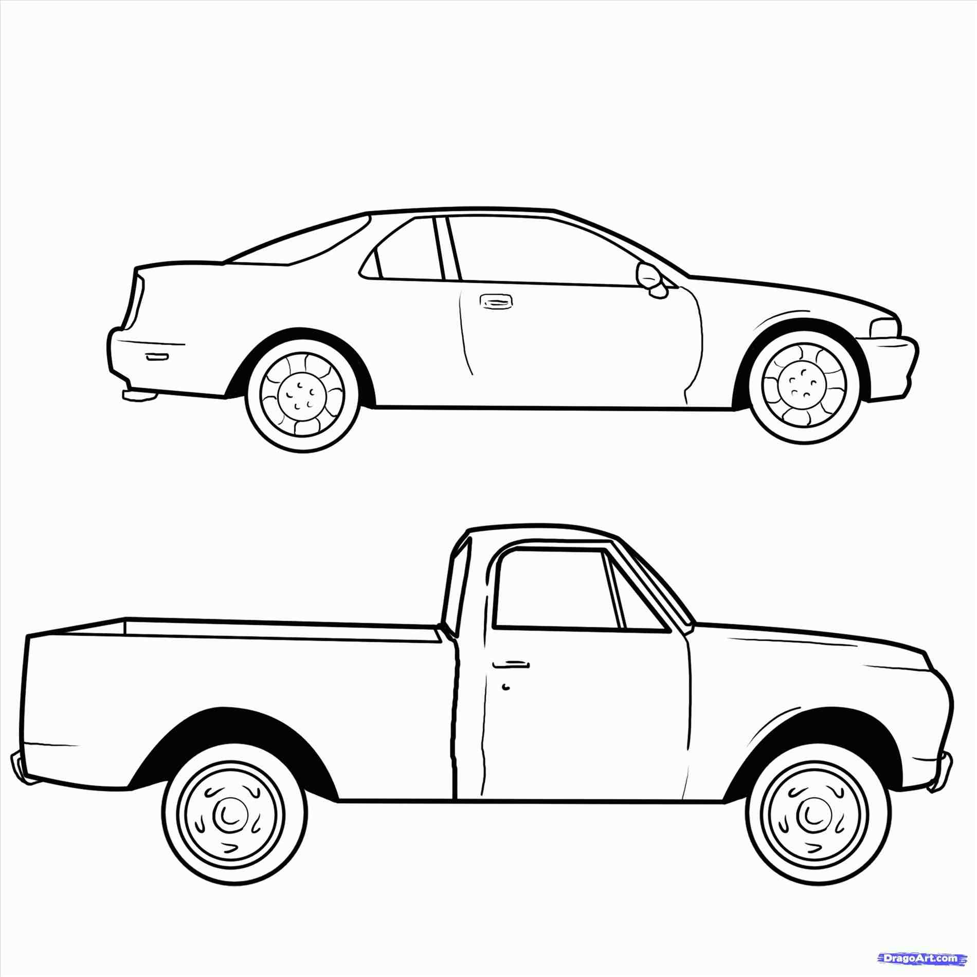1900x1900 Step By Step Drawing For Kids Cars