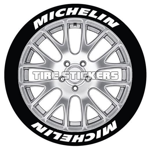 522x518 Tire Stickers