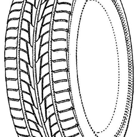 450x450 Car Tire Wheel Parts Of A Car Sketch Drawings Car