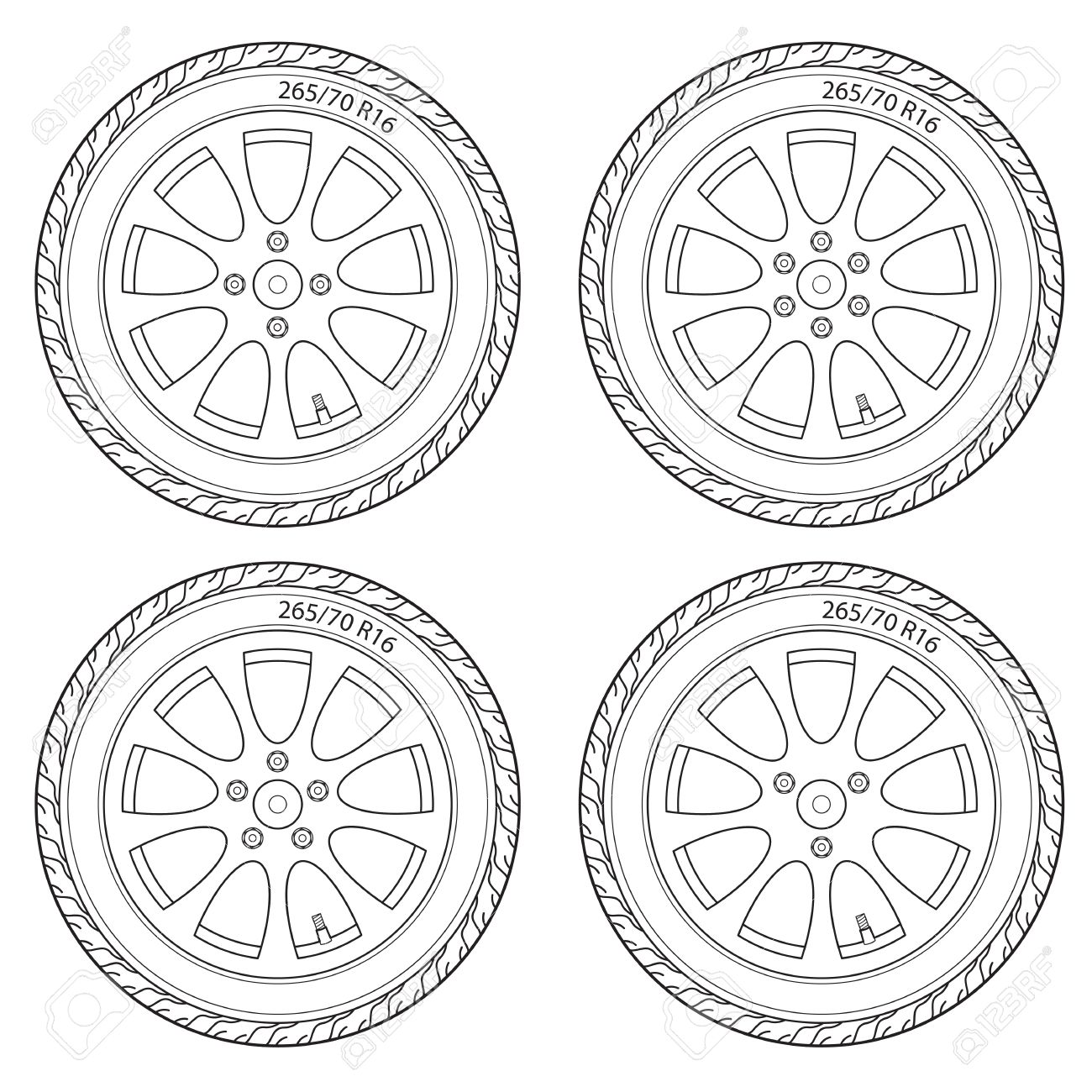 Car Wheel Drawing At Getdrawings Free Download