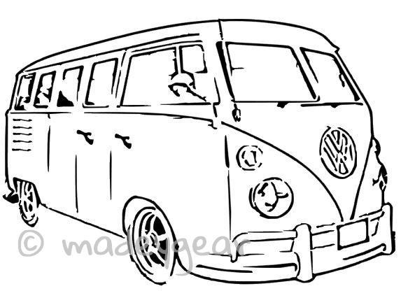 573x416 Car Window Vinyl Decal Sticker Sports Surfing Volkswagon Vw