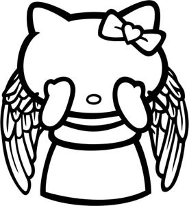 276x300 Hello Kitty Doctor Who Weeping Angel
