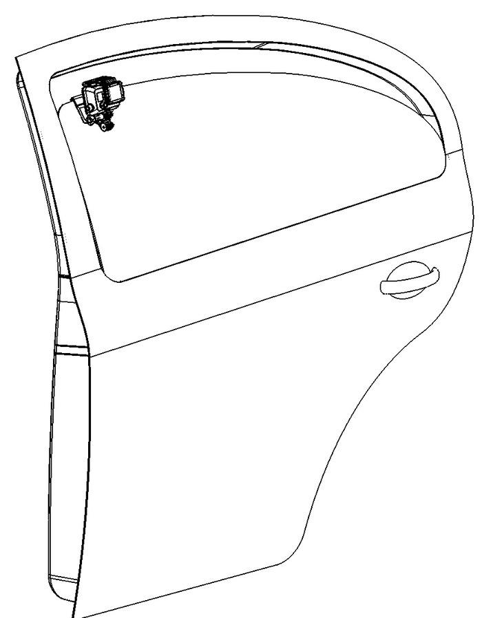 700x898 Kickstarter) Car Window Mount For The Gopro Camera