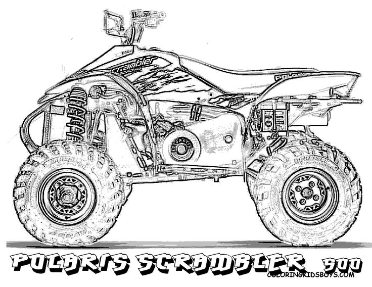 736x568 How To Draw A Four Wheeler Group