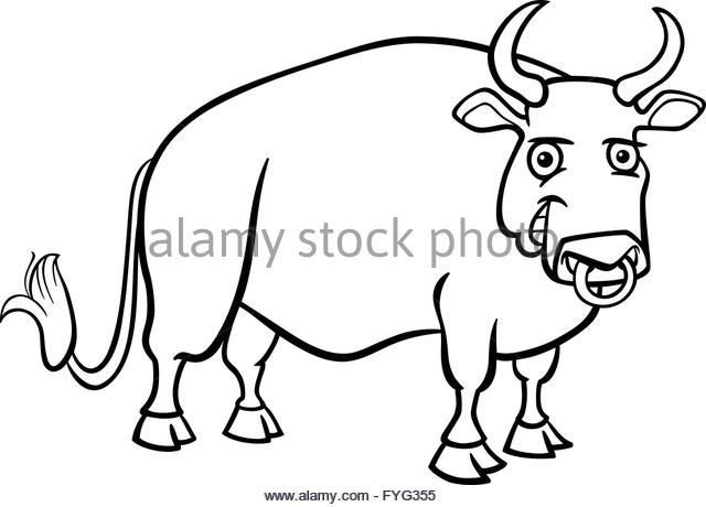 640x460 Ox Tail Black And White Stock Photos Amp Images