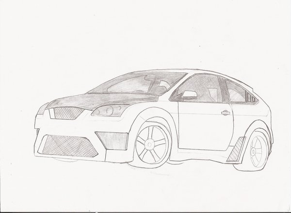 600x439 Ford Focus St 08 By Mr Carbon