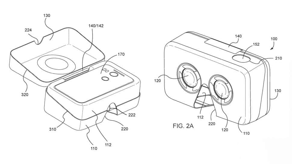 970x545 Google Patents A Vr Headset That's Also A Phone Box