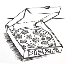 216x206 How To Draw A Pizza In A Pizza Box Shoo Rayner Author