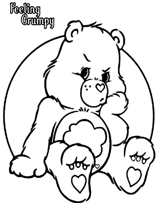 Care Bear Drawing at GetDrawings.com | Free for personal ...