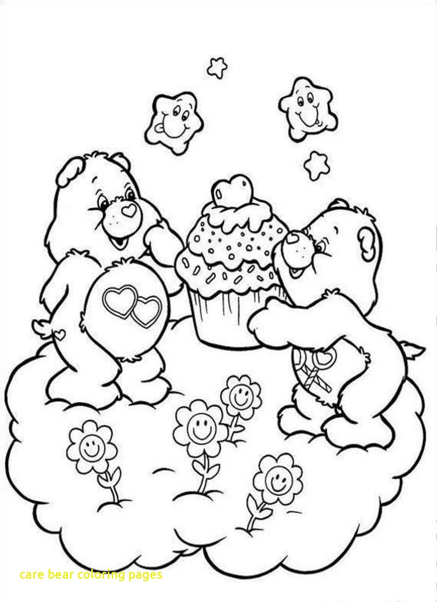 900x1240 Care Bear Coloring Pages With Care Bear Coloring Pages Printable