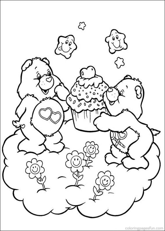 571x800 Care Bears Coloring Pages 47 Care Bears Coloring