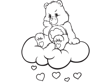 450x334 Cheer Up, Grumpy! Care Bears Activity Ag Kidzone