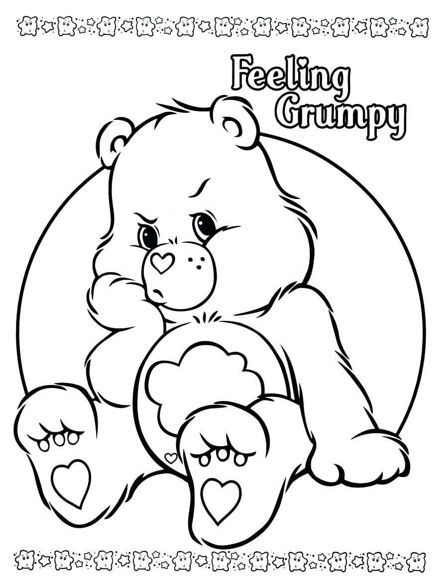 900x1164 Coloring Bear Coloring Picture
