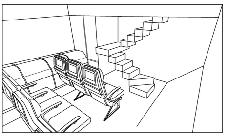 467x281 Zodiac Patent Puts Passengers In The Cargo Hold