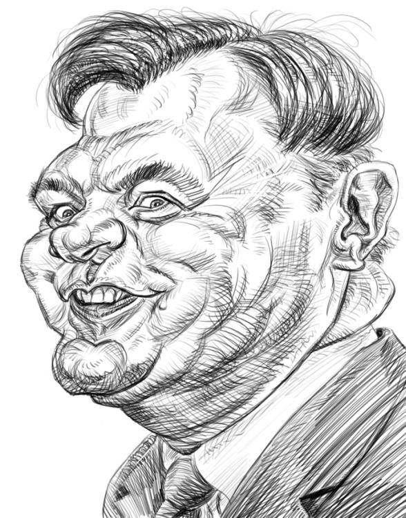 588x750 Caricature Sharrock's Blog