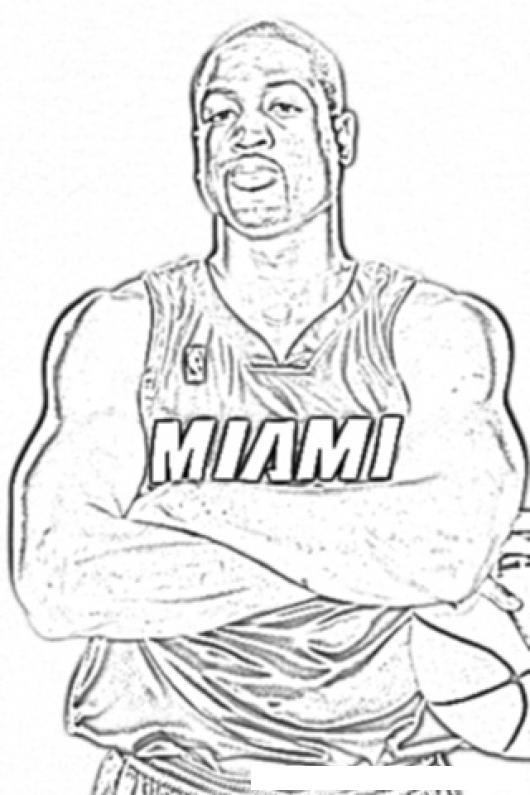 Carmelo Anthony Drawing at GetDrawings.com | Free for personal use ...