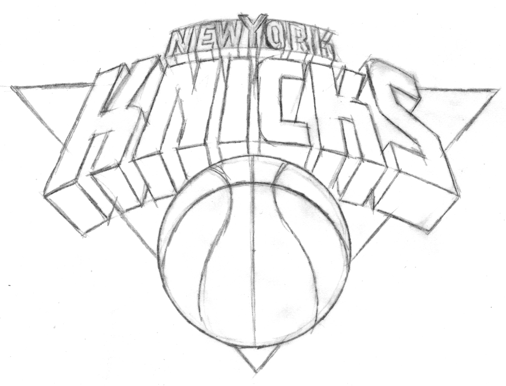 1000x764 Carmelo Anthony Coloring Pages