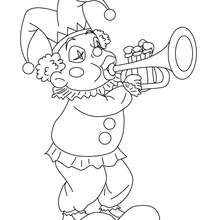 220x220 CARNIVAL coloring pages
