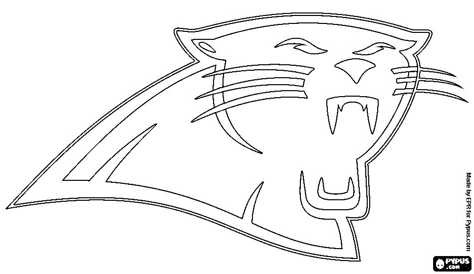 Ina panthers coloring sheets hizli rapidlaunch co