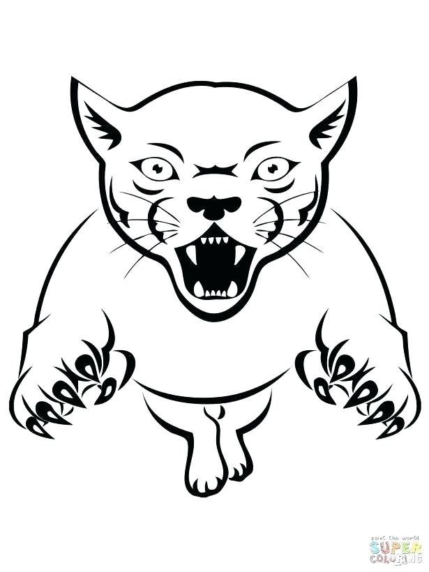 615x820 Carolina Panthers Coloring Pages Joandco.co
