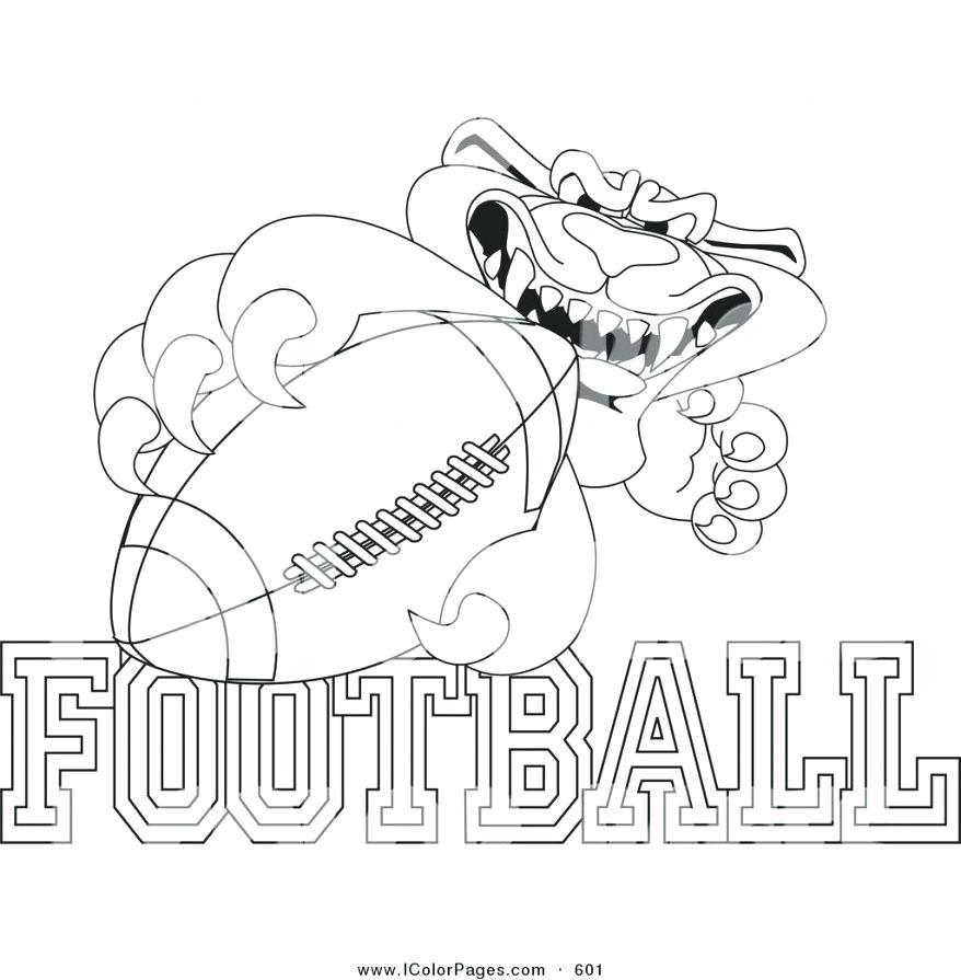 878x895 Carolina Panthers Coloring Pages