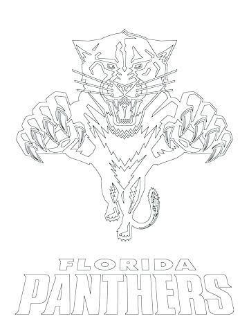 360x480 Carolina Panthers Coloring Pages