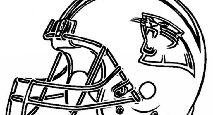 728x393 Download Carolina Panthers Coloring Pages
