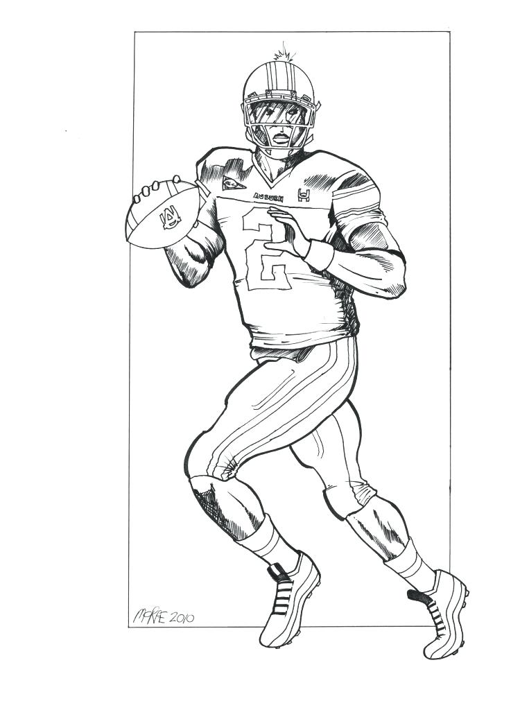 763x1024 Carolina Panthers Coloring Pages And Cam Newton Born May Is An Cam