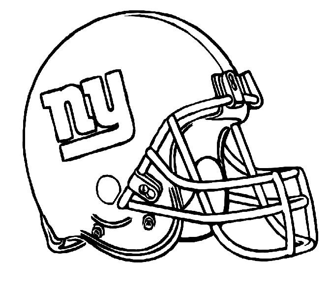 carolina panthers helmet coloring pages - photo#10