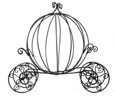 236x200 Cinderella's Carriage Coloring Pages